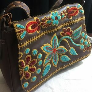 Isabella Fiore leather purse